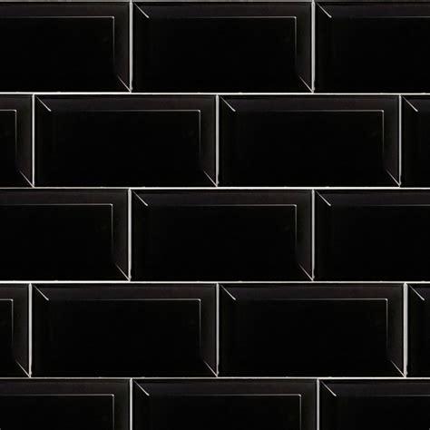 black tiles design metro black 10cm x 20cm wall tile fylde tiles