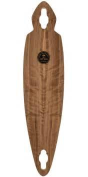 Arbor Longboard Decks Only by Arbor Mindstate Walnut Longboard Deck 2016