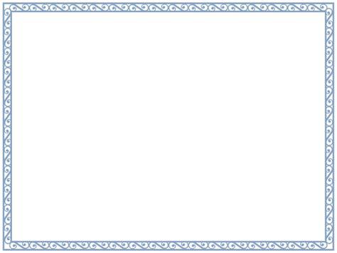 certificate border template  clipart