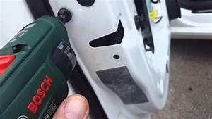 Changer Un Barillet De Porte : d montage garniture de porte serrure et barillet porte avant gauche audi a4 b8 youtube ~ Medecine-chirurgie-esthetiques.com Avis de Voitures