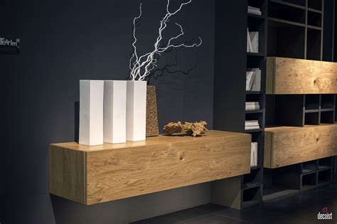 10 Floating Wooden Cabinets and Shelves that Offer Modular