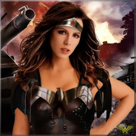 Halloween 4 Cast Members by Kate Beckinsale As Wonder Woman By Pzns On Deviantart