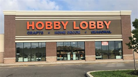 Hobby Lobby Opens New Store Near York At West Manchester