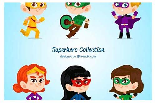 legião de arquivos de super herois baixar