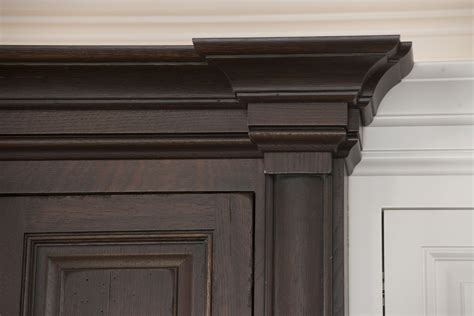 Crown Moulding Ideas For Kitchen Cabinets - kitchen crown molding kitchen traditional with custom cabinetry dark crown beeyoutifullife com