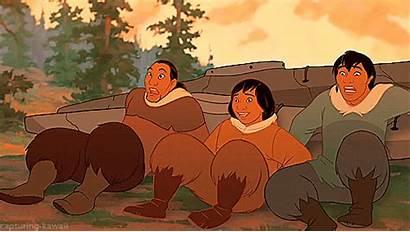 Kenai Denahi Ours Frere Sitka Des Disney