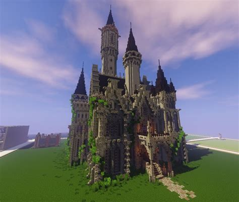 gothic castle    minecraft project minecraft castle minecraft projects