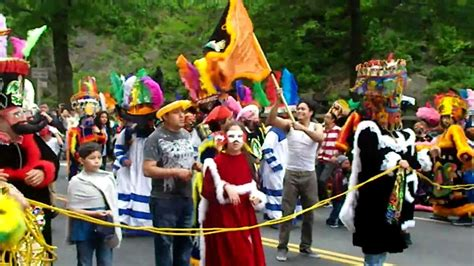 Cinco de Mayo Parade - New York - YouTube