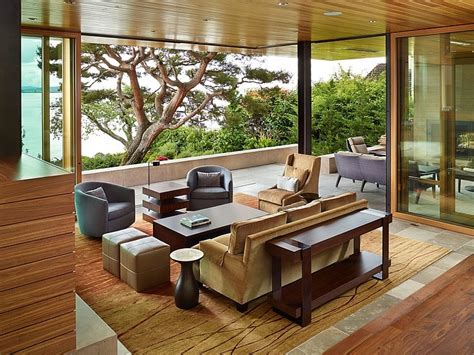 lakefront house in seattle promises solitude along with