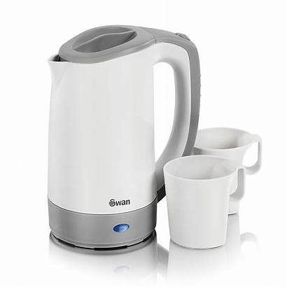 Kettle Cup Travel Swan Jug Cups Voltage