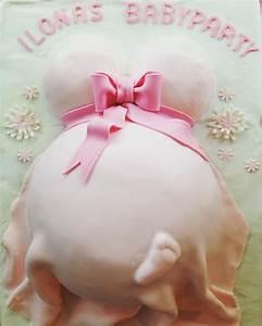 Babybauch Torte für meine Freundin #babybauch #babygirl #