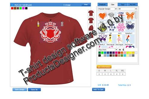 t shirt design creator software free download