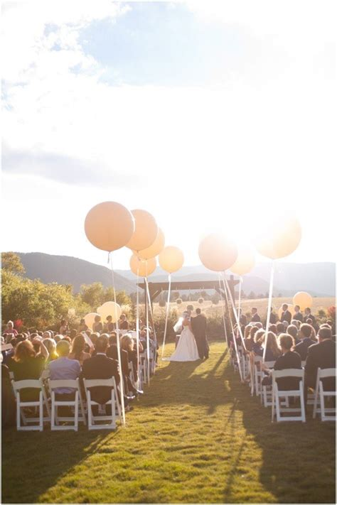 romantic wedding decoration ideas  balloons page