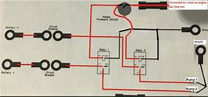 Does This Fuel Pump Wiring Diagram Look Right