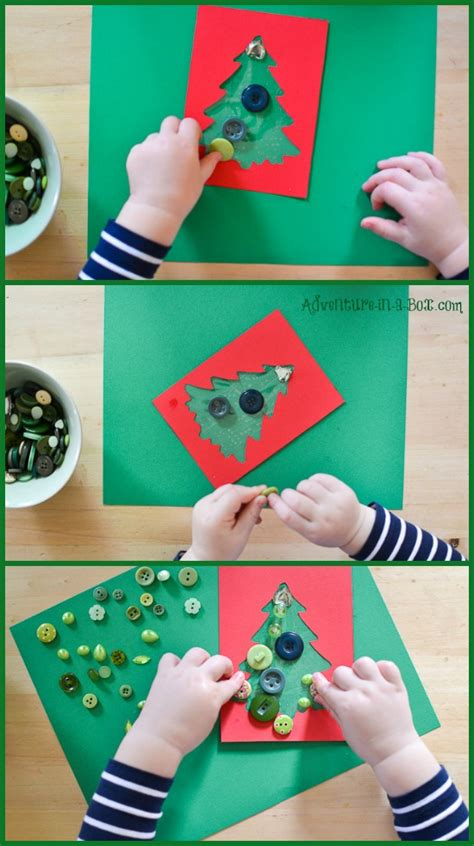 Handmade christmas cards are always special as they create so many special memories which you can cherish for years to come. Making Christmas Cards with Toddlers