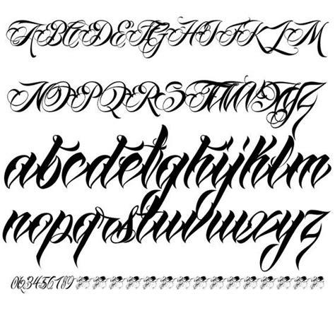 anhaqueenvmf font fonts tattoo lettering fonts tattoo