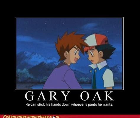 Gary Meme - professor oak gary pokemon meme images pokemon images