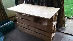 Bauen Wie Wir : wir bauen eine umtopf und universal bar aus europaletten ~ Lizthompson.info Haus und Dekorationen