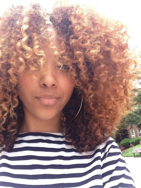 25 Best Ideas About Dyed Natural Hair On Pinterest