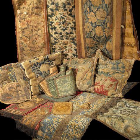 Tapisserie Renaissance by Fragments De Tapisserie D 201 Poque Renaissance A Set Of
