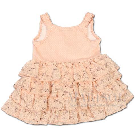 carbone baby festliches kleid rose
