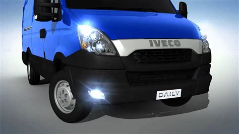 All-New 2012 IVECO Daily - YouTube