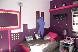 une chambre ado quot star a hollywoodquot decoration forum With chambre de star ado fille