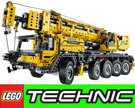 lego technic schwerlastkran lego technic 42009 mobile crane mk ii gratis duracell mobiler schwerlastkran 5702014975606 ebay