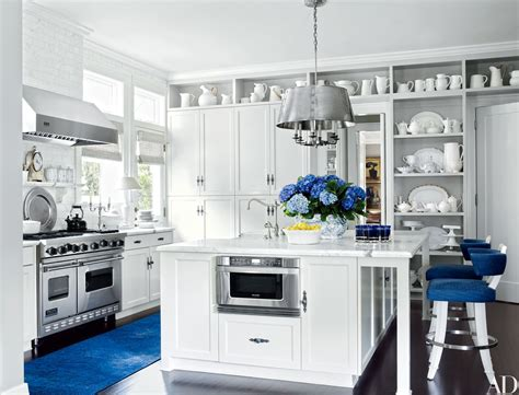 blue and white kitchen accessories 27 rooms that showcase blue and white decor photos 7930
