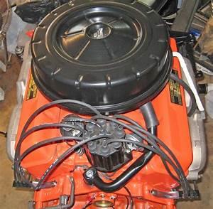My 1964 Impala 327  300 Engine