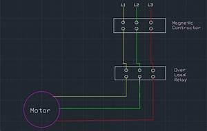 Figure  Dol Control Circuit Diagram