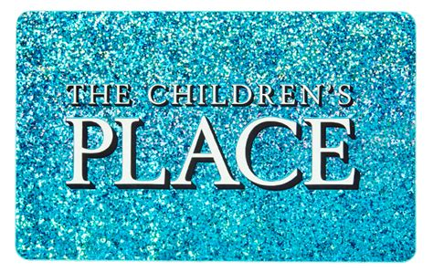 childrens place credit card application review
