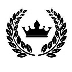 Crown Royal Logo Black and White