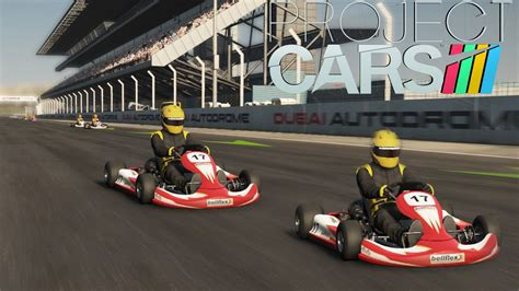 go autos project cars go kart racing