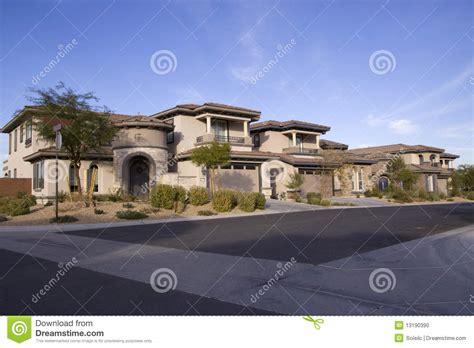 maison du sud ouest d architecture photo stock image 13190390