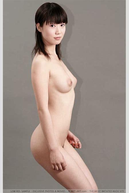 Zhang nude in 16 photos from Met-Art