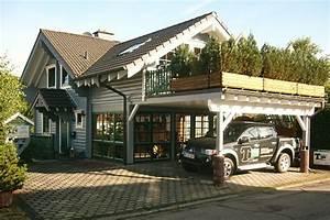 Carport Terrasse Kombination : ber timber haus olpe oberveischede ~ Somuchworld.com Haus und Dekorationen