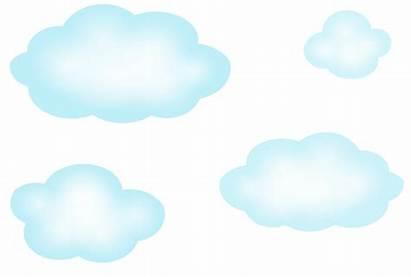 Clouds Clipart Cloud Transparent Moon Clip Flying