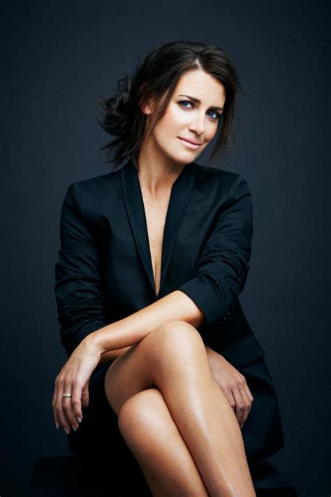 soccer aid  host kirsty gallacher  smiles