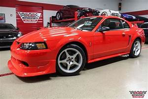 eBay: 2000 Ford Mustang R 2000 Ford Mustang Cobra R 4460 Miles Performance Red #fordmustang # ...
