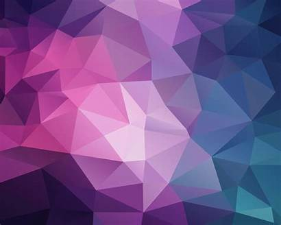 Polygon Polygone Fond Pattern Abstract Rouge Linear