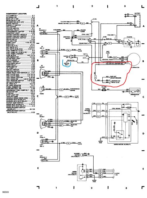 1990 Chevy K5 Blazer Radio Wiring Diagram by I Need A Wiring Diagram For The Ignition Switch