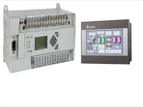 communication between allen bradley micro logix plc and delta hmi