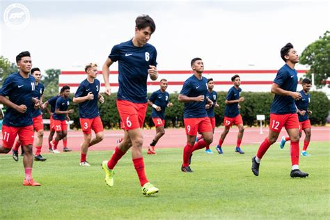 We also compete in a number of international, invitational tournaments across asia. Singapore Under-22s to head for final training camp ahead of SEA Games - Football Association of ...