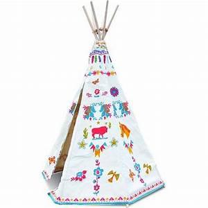 Kinderzimmer Ab 3 Jahren : indianerzelt von vilac f r kinder ab 3 jahren spielzeug kinderzimmer ~ Buech-reservation.com Haus und Dekorationen