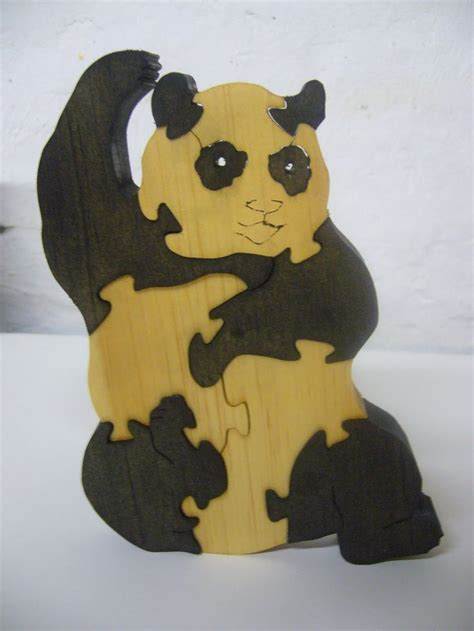 Scroll Saw Wooden Puzzles Woodworking Projects And Plans