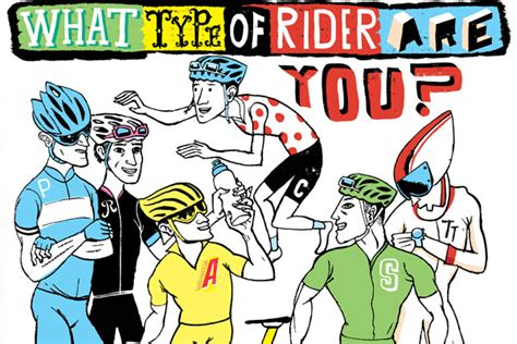 What Type Of Tour De France Rider Are You Most Like