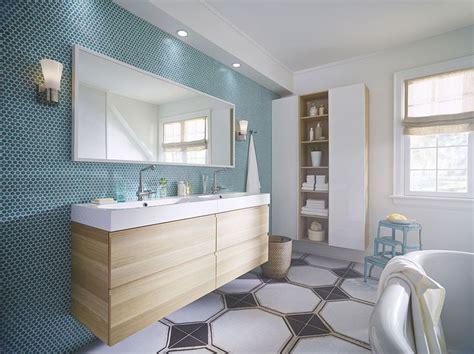idee deco salle de bain ikea