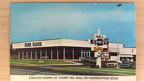 Mall Chevrolet Is Your Chevy Dealer In Cherry Hill Serving