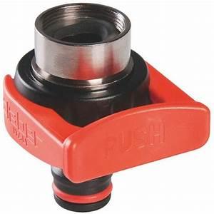 Arrosage Automatique Sans Robinet : nez d 39 arrosage pour raccord rapide pour robinet sanitaire ~ Premium-room.com Idées de Décoration